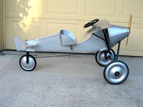 Antique Pedal Car Airplane