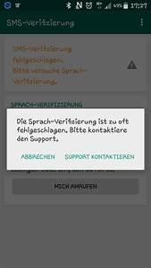 Telekom Hotline Rechnung : whatsapp sprachverifizierung ist zu oft fehlgeschl telekom hilft community ~ Themetempest.com Abrechnung