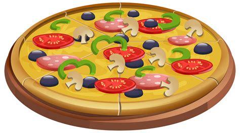 Pizza Png Clip Art Image