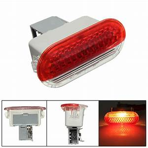 car auto door interior courtesy door warning light door With lamp light red on projector