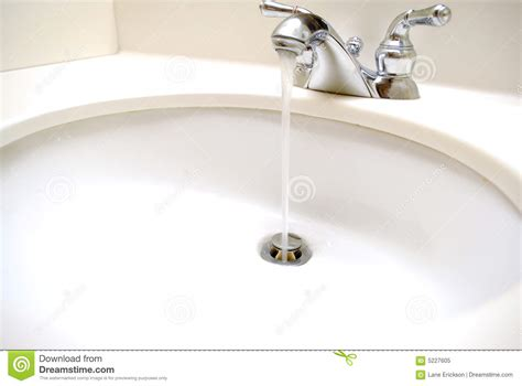 water coming up from kitchen sink sink royalty free stock photo image 5227605 9597