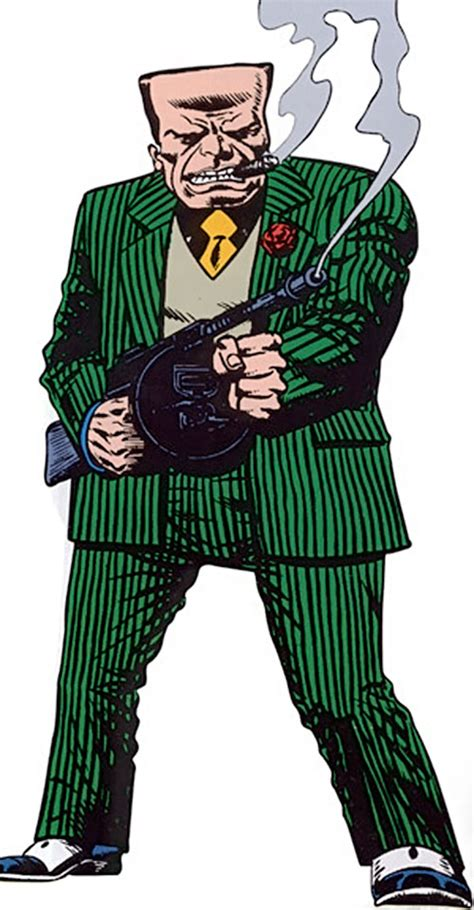 hammerhead marvel comics maggia gangster character
