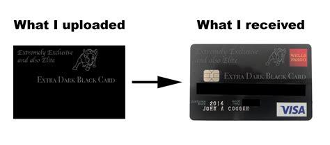 card design  wells fargo card