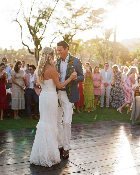 70 First Dance Songs From Real Weddings Martha Stewart