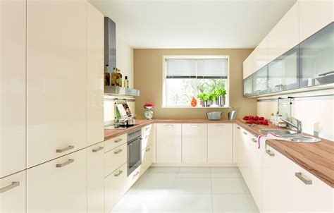 White Kitchen Design Ideas 2014 by Kenyap 2014 Hazır Mutfak Modelleri Dekorstore