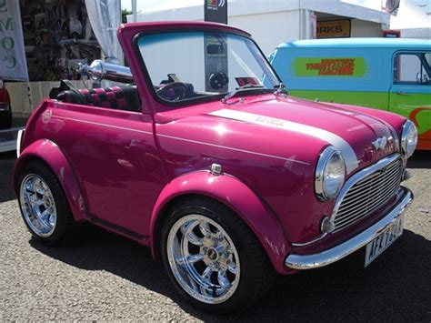 Girly Cars & Pink Cars Every Women Will Love