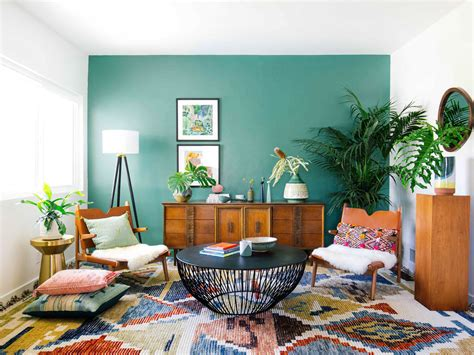 easy unexpected living room decorating ideas real simple