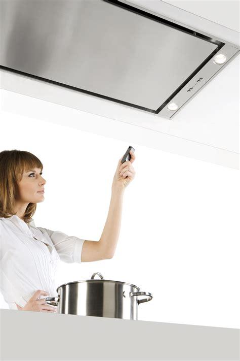 hotte de plafond encastrable avec 233 clairage int 233 gr 233 6840 line by novy