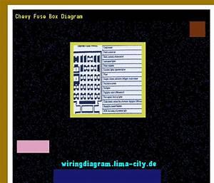 Chevy Fuse Box Diagram  Wiring Diagram 185