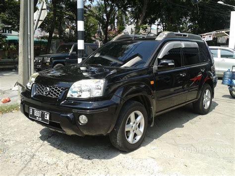 jual mobil nissan x trail 2005 xt 2 5 di dki jakarta automatic suv hitam rp 90 000 000 3433973
