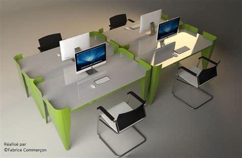 hauteur de bureau de travail ergonomie au bureau pour une bonne posture de travail