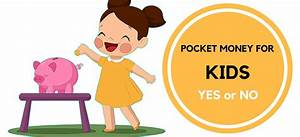 Pocket money for kids: How to teach your kids about ...