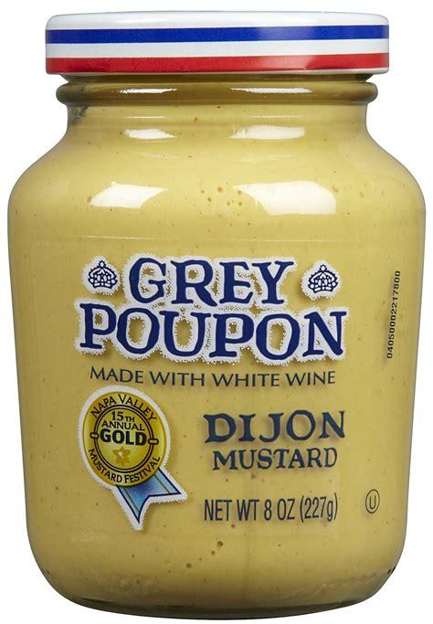 what is dijon mustard grey poupon dijon mustard 8oz happyspeedy