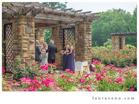 fort worth botanic garden wedding jeff dallas