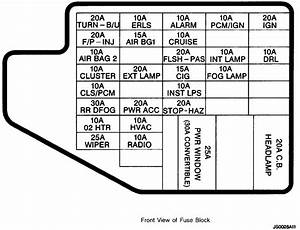 1994 Chevy Cavalier Wiring Diagram