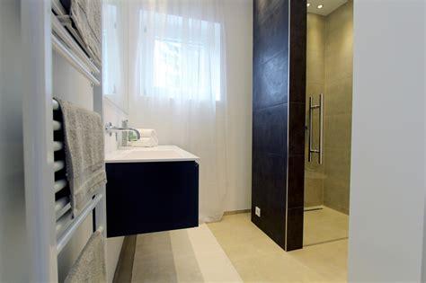 Moderne Badezimmer Mit Trennwand by Beeindruckende Trennwand Bad In Abtrennung Zwischen Dusche