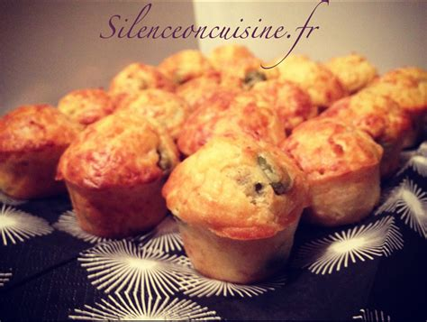 cuisine a base de poulet muffins poulet olives silence on cuisine