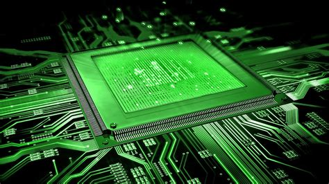 technology circuit wallpaper hd digital baca