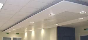 Installer Faux Plafond : les faux plafonds comment les installer blog immobilier et jardin ~ Melissatoandfro.com Idées de Décoration
