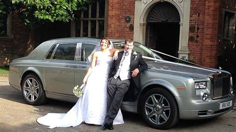 Silver Rolls-royce Phantom Ii Available To Hire For
