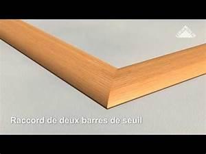barres de seuil 3 en 1 pour parquet et sol stratifie youtube With barre de seuil d arrêt parquet