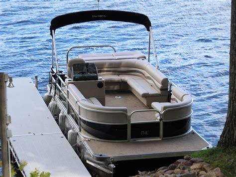Used Pontoon Boats Minnesota by Tmc Inc Pontoons Boats Wisconsin Minnesota