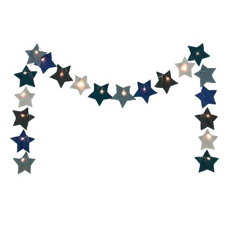 guirlande lumineuse chambre gar n guirlande lumineuse étoiles bleu numéro 74 pour chambre