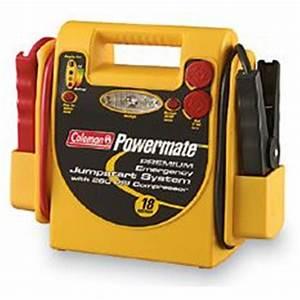 Coleman  U00ae Powermate  U00ae Jumpstarter W   Air Compressor