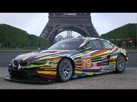 bmw art cars  artists    documentary
