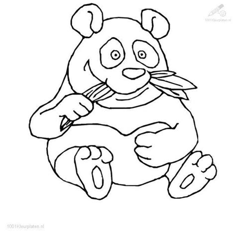Kleurplaat Pandabeertjes by Panda Coloring Pages The Sun Flower Pages