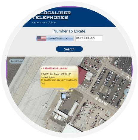localiser un numero de telephone par satellite localiser un portbale gratuitment geolocalisation portable