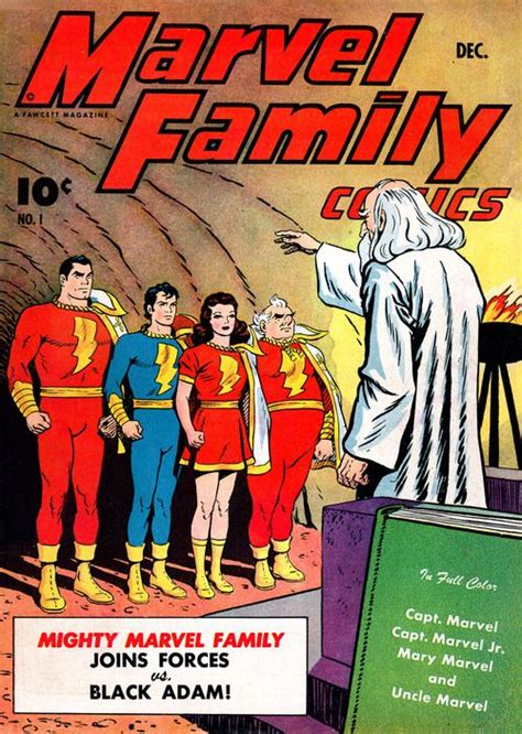 A New Rumor Suggests Casting Underway for Marvel Family in ...