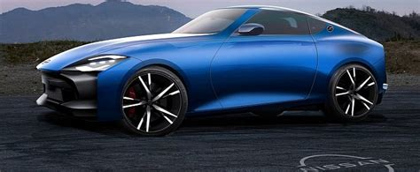 New Nissan 400Z Sports Car Imagined With GT-R50 Front ...