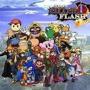 super smash flash   play   game
