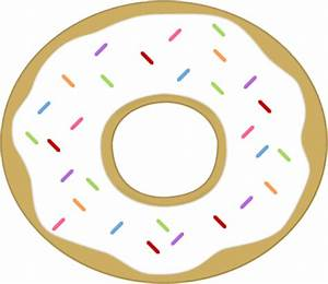 Cute donut clipart clipart kid 3 - Cliparting.com