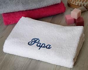 serviettes de bain brodees With serviette de bain algerie