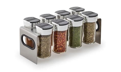 Kamenstein 8-jar Spice Rack