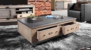 Table Basse Vintage Bois : meubles richard ~ Melissatoandfro.com Idées de Décoration