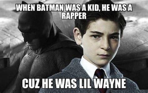 Rapper Memes - batman was a rapper funny pictures quotes memes jokes