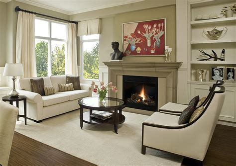 contemporary living rooms fireplace mantels and surrounds Classic