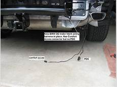 Solved Part 1 Need help with e70 LCI trailer hitch