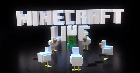 Minecraft Live 2020 Announced For October 3 Thegamer
