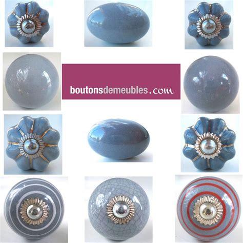 d 233 tails sur boutons de meubles poign 233 es de porte placard tiroir porcelaine gris grey knobs