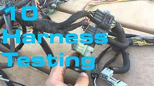 10  Harness Testing - Wiring Harness Series