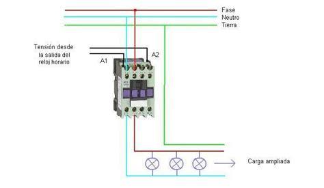 solucionado como conectar  contactor  llave temporizador digital electricidad
