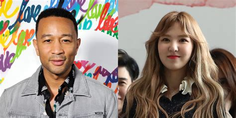 John Legend Teams Up With Red Velvet's Wendy For Upcoming Duet
