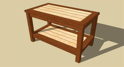 free simple end table plans free easy coffee table plans pdf woodworking