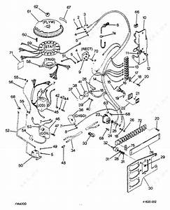 Mercury Force 125 H P  1988  Electrical Components