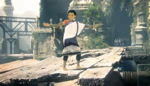 Game the Last Guardian Trailer