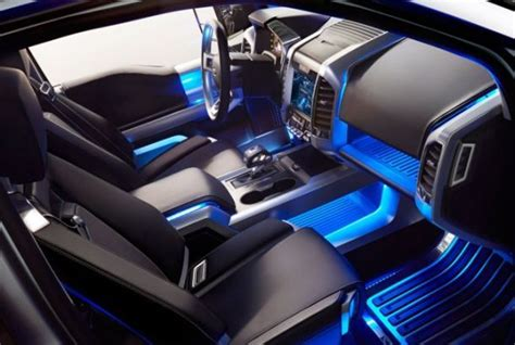 ford bronco raptor interior  cars pinterest